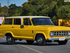 Chevrolet / Veraneio De Coleção