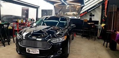 Ford Fusion Blindado 2015 2.5 Flex. Doc 2020 Quitados. Troco