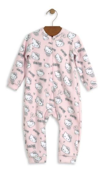 Macacão Bebê Soft Hello Kitty