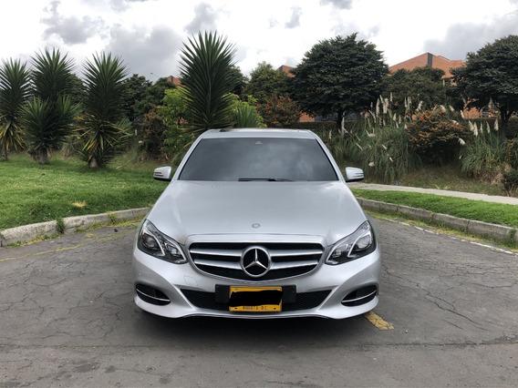 Mercedes Benz Clase E 200 Mod 2015