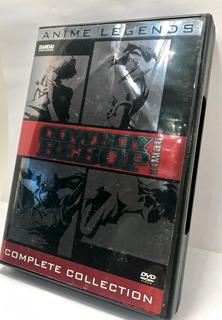Cowboy Bebop Serie Coleccion Completa 6 Dvd Bandai Usa
