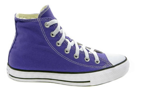 Tênis Converse All Star Ct As Seasonal Hi Lilas Ct0012000337