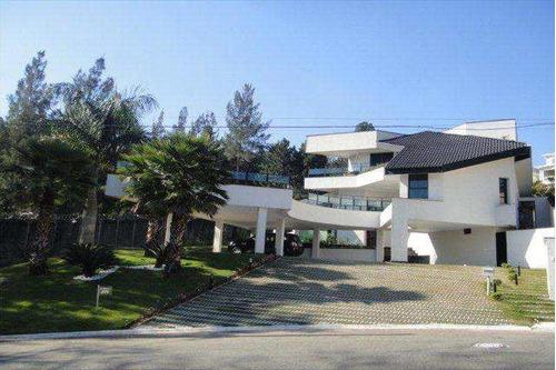 Imagem 1 de 30 de Casa De Condomínio Com 4 Dorms, Alphaville, Santana De Parnaíba - R$ 5.3 Mi, Cod: 209400 - A209400