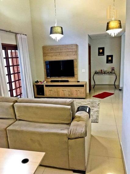 Casa Com 3 Dormitórios À Venda, 131 M² Por R$ 530.000,00 - Jardim Das Indústrias - São José Dos Campos/sp - Ca0123