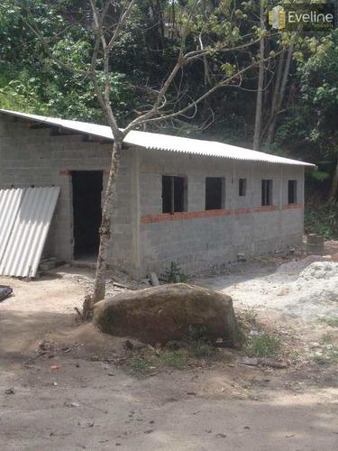 Chácara Com 2 Dorms, Sabaúna, Mogi Das Cruzes - R$ 415 Mil, Cod: 1779 - V1779
