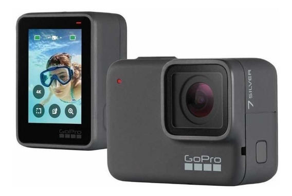 Gopro Hero7 Silver Con Kit Adventur