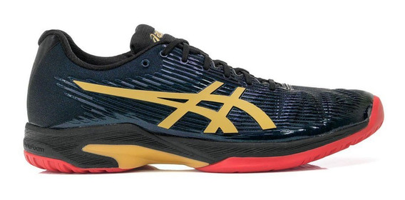 Tênis Asics Gel Solution Speed Ff Preto