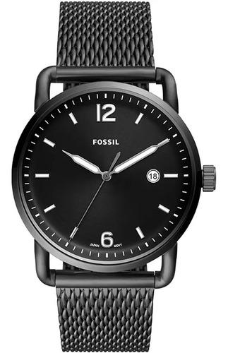 Relógio Fossil Masculino Commuter Fs5419/1cn