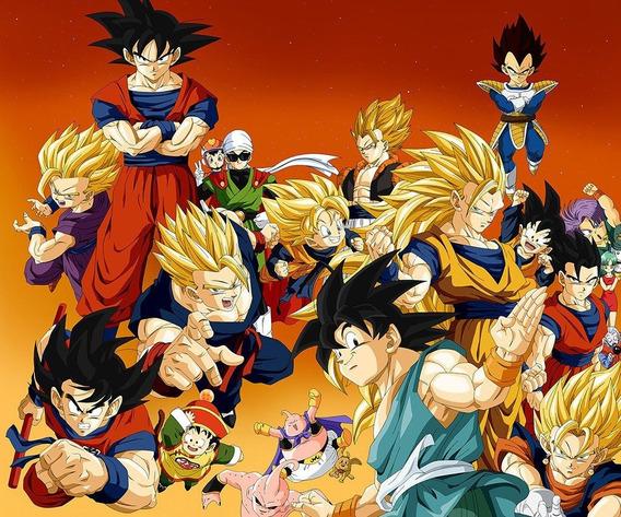 Poster Dragon Ball 50x70