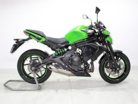 Kawasaki Er 6n 2015 Verde