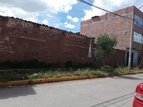Terreno En Urb. Los Retamales - Cerca A Mercado Vino Canchon