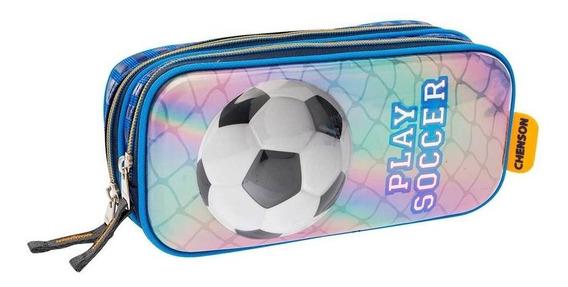 Lapicera Juvenil / Play Soccer / 89903 Envio Inmediato