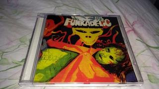 Cd Funkadelic - Let´s It Take It To The Stage - Edição Russa