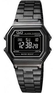 Reloj Q&q M173j005y De Mujer Digital Negro