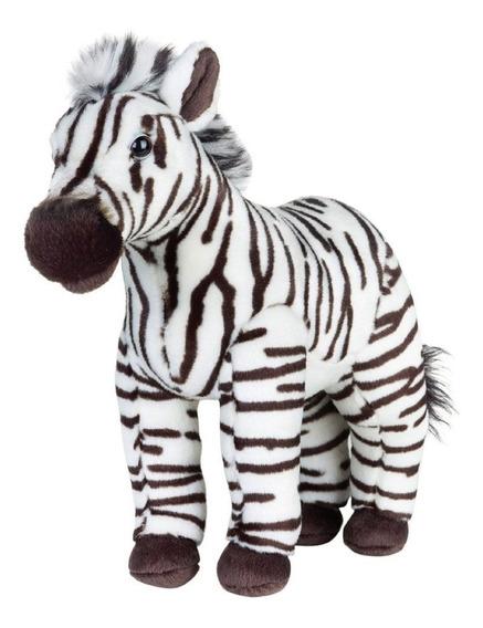 Pelúcia Zebra - National Geographic - Original