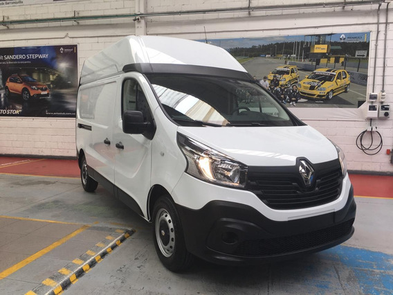 Renault Trafic ( Carga O Pasajeros ) 2020 + Seg. Todo Riesgo