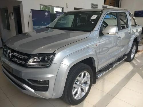 Volkswagen Amarok 3.0 V6 Highline 4x4 Automatica 2021 0km 09