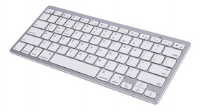 Teclado Sem Fio Bluetooth Universal Pc Tablet Celular Not