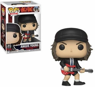 Funko Pop Rocks 91 - Ac/dc - Angus Young