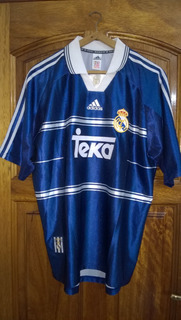 Camiseta Del Real Madrid-sebastian-original-impecable-#1