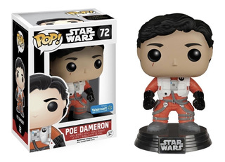 Star Wars Funko Pop #72 Poe Dameron / Mipowerdestiny