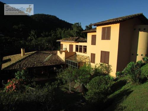 Casa Com 5 Dormitórios À Venda Por R$ 750.000,00 - Secretário - Petrópolis/rj - Ca0334