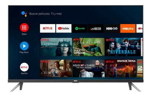 Smart Tv Full Hd Led Rca 40 And40y Android