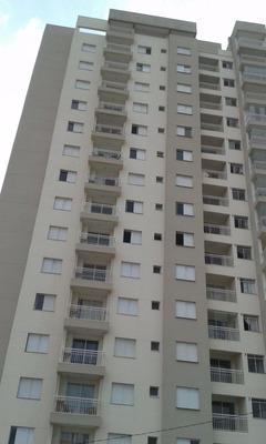 Apartamento Novo No Condominio The Flowers Em Osasco