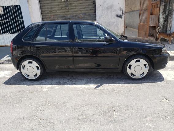 Volkswagen Gol 1.0 Plus 4p 2001