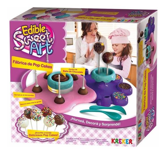 Fabrica De Pop Cakes - Exclusivo Para Microondas
