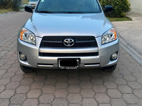 Toyota Rav4 Vagoneta Base 3a Fila At 2011