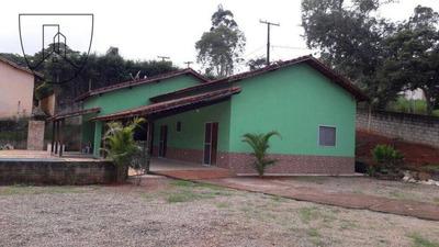 Chácara Com 3 Dormitórios À Venda, 1235 M² Por R$ 350.000 - Quinta Da Baroneza - Bragança Paulista/sp - Ch0005