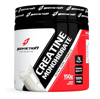 Combo 10 X Creatina Monohidrate 150g - Bodyaction