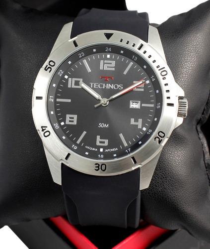 Relógio Technos Masculino Performace Racer 2115mtt/8p