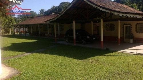Imagem 1 de 24 de Chácara Com 3 Dormitórios À Venda, 210000 M² Por R$ 8.400.000,00 - Rosário - Atibaia/sp - Ch0215