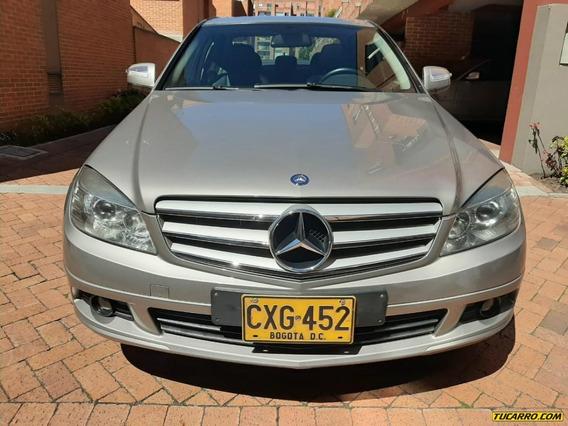 Mercedes Benz Clase C 200 Kompressor Tp 1800cc Aa