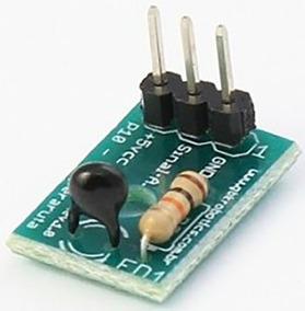 Módulo Sensor Ntc Temperatura 10k Arduino