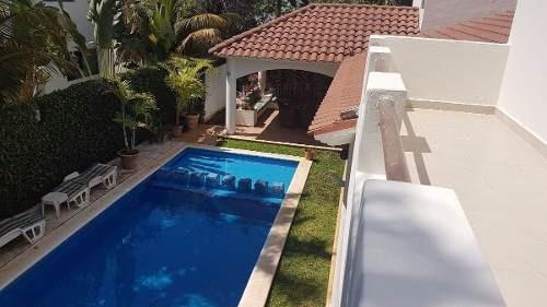 Casa En Venta En Cancun Villa Magna $525,000usd