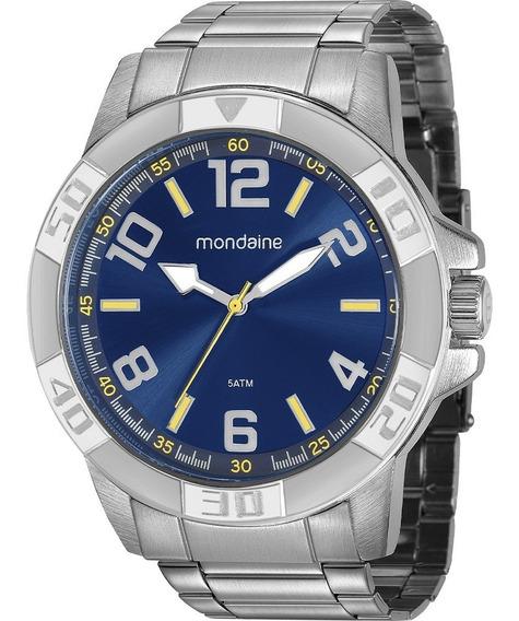 Relógio Mondaine Masculino Original Garantia E Nota Fiscal