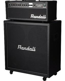 Combo Guitarra Electrica Rx12rh-rx412120w Randall Rx120rhs ´