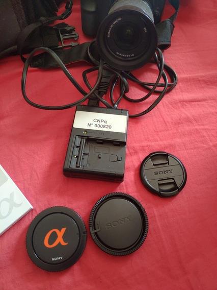 Camera Digital Sony Dslr-a100k