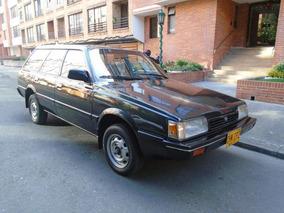 Subaru Leone 1992 Enllantada Ejes Nuevos