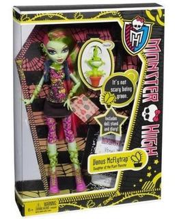 Muñeca Venus Mcflytrap Monster High