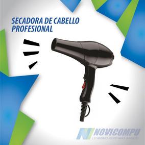 Secadora De Cabello Cromada 110v De Salon