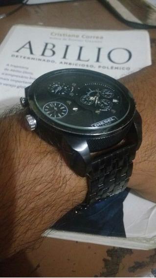Relógio Diesel Original Dz 7214