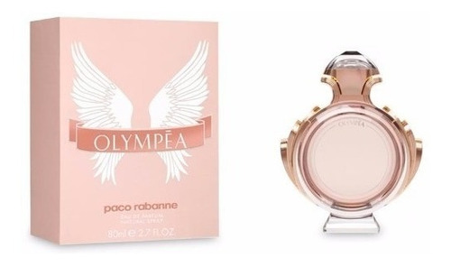 Perfume Olympea De Paco Rabanne 80 Ml Olimpia Para Dama