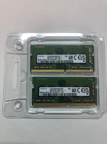 Memoria Laptop 16gb Ram, Ddr4 2666, Pc4-2666v (2x8)