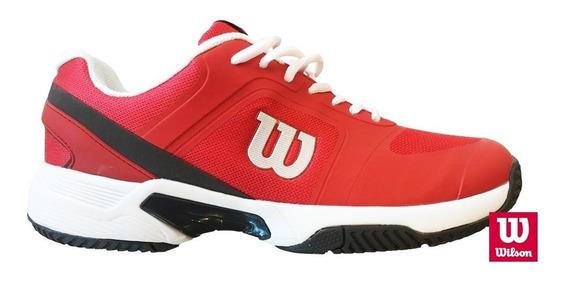 Zapatillas Wilson Set Tenis Padel Hombre Bairesdeportes