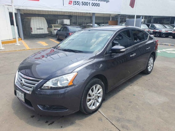 Nissan Sentra 2016 4p Advance L4/1.8 Man
