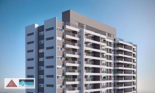 Imagem 1 de 30 de Apartamento Com 2 Dormitórios À Venda, 65 M² Por R$ 350.000 - Tatuapé - São Paulo/sp - Ap5942